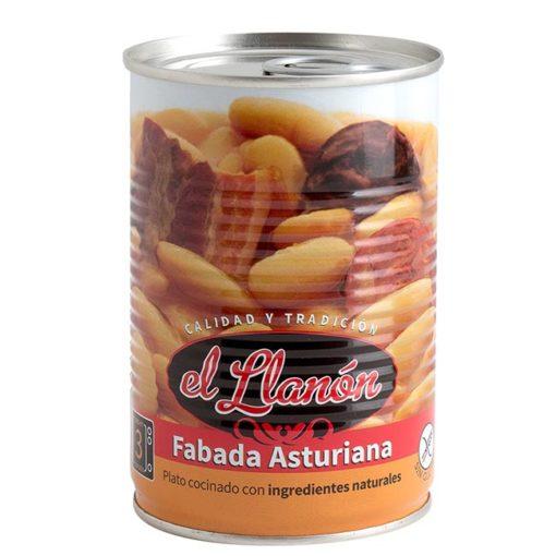 Fabada asturiana El Llanón