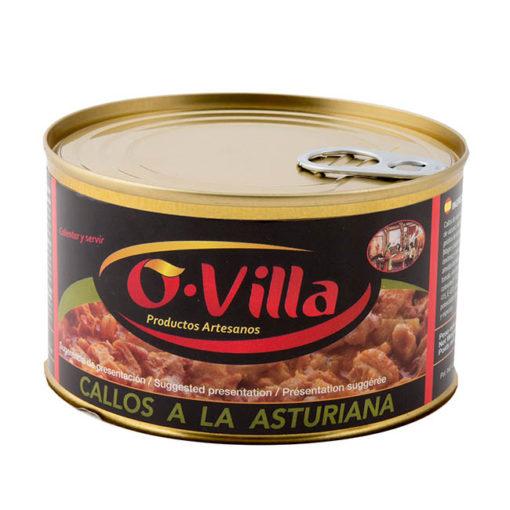 Callos a la asturiana Ovilla