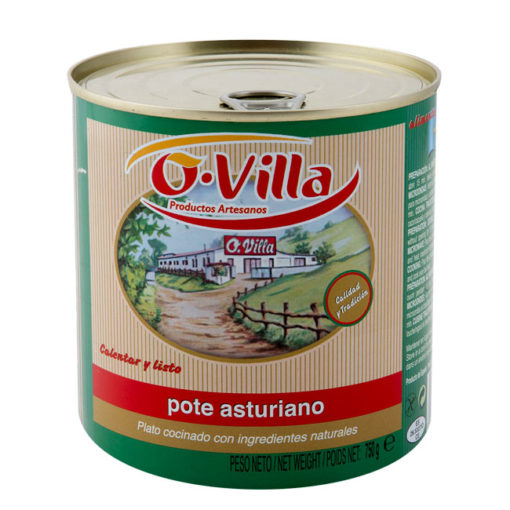 Pote asturiano Ovilla